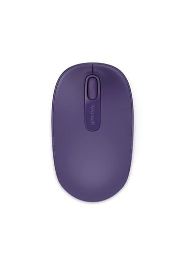 Microsoft Microsoft U7Z-00043 Nano Kablosuz Notebook Optic  Mouse Mor